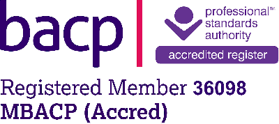 BACP Logo - 36098 Accredited